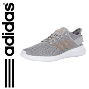 BRAND NEW Adidas QT Flex sneakers gray